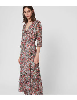 Delana Wilde Dress by Allsaints