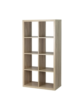 Clever Cube 2 X 4   Oak by Homebase