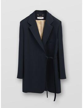 Waist Tie Jacket by Chloe