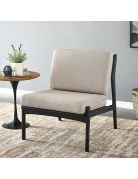 Harper Blvd Latta Armless Club Chair by Harper Blvd