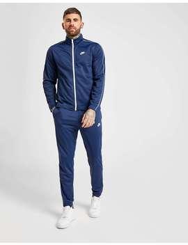 Nike Poly Tracksuit by Jd Sports