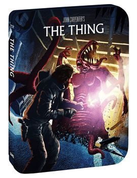 The Thing [Limited Edition Blu Ray Steelbook] by Fye
