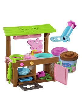Peppa Mud Kitchen Dough Set939/5754 by Argos