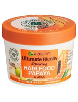 Garnier Ultimate Blends Hair Food Papaya 3 In 1 Mask 390ml by Superdrug