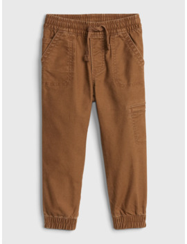 Toddler Canvas Joggers by Gap
