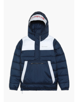 Woodport Pullover Jacket   Winter Jacket by Columbia