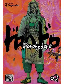 Dorohedoro, Vol. 2 by Q Hayashida