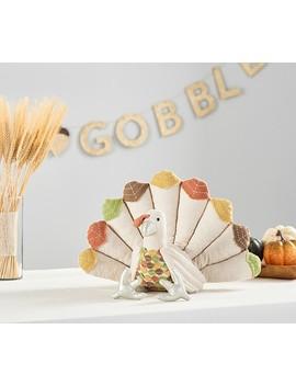 Autumnal Turkey Centerpiece by Pottery Barn Kids