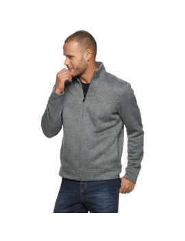 Men's Apt. 9 Sherpa Lined Jacket by Apt. 9