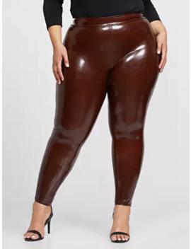 Leona Faux Snake Leggings by Fashion To Figure