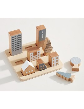 City Puzzle Play Set by Pottery Barn Kids