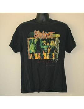Slipknot ~ 1990s Double Sided T Shirt / Jar Of Honey/ Naked Girl / Size Large by Etsy