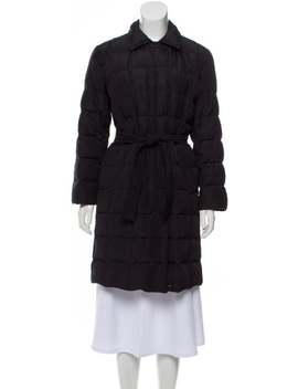 Knee Length Zip Up Coat by Weekend Max Mara