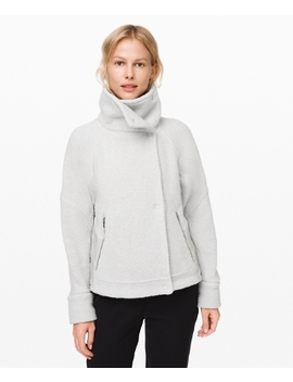 Show Me The Sherpa Jacket New by Lululemon