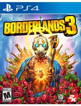 Borderlands 3, 2 K, Play Station 4, 710425574931 by 2 K