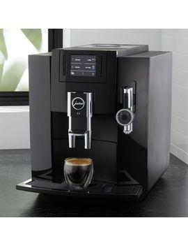 Jura ® E8 Espresso Machine by Crate&Barrel