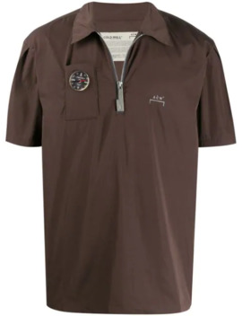 Compass Polo Shirt by A Cold Wall*