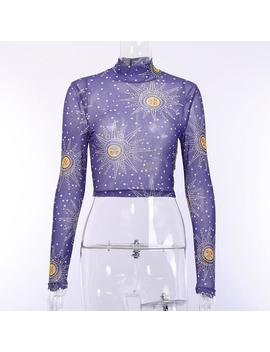 """""""My Sunshine"""" Cropped Long Sleeves by Aesthentials"""