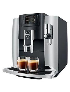 Jura E8 Chrome Automatic Coffee Machine   15271 by Jura E8 Chrome Automatic Coffee Machine
