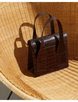 Oran Leather Grab Bag Oran Leather Grab Bag by Jigsaw