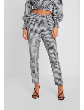 Cigarette Trouser   Broek by Missguided