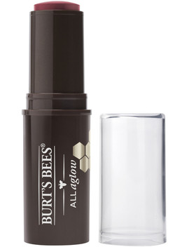 Online Only 100% Natural All Aglow Lip & Cheek Stick by Burt's Bees