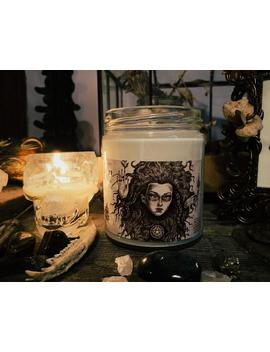Sorceress 8oz Soy Candle by Etsy