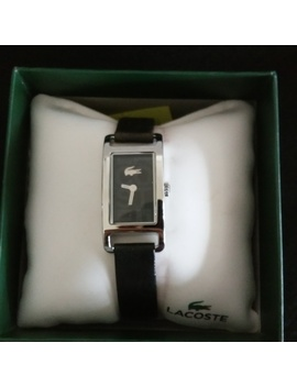 Lacoste Sienna Leather Strap Women's Watch   Nwt by Lacoste