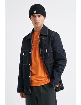 Band Of Outsiders Twill Workwear Jacket by Band Of Outsiders