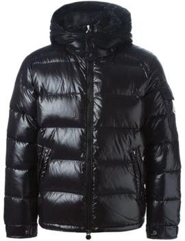 'maya' Padded Jacket by Moncler