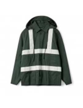 Craig Green Harness Hooded Shirt (Olive) by Dover Street Market