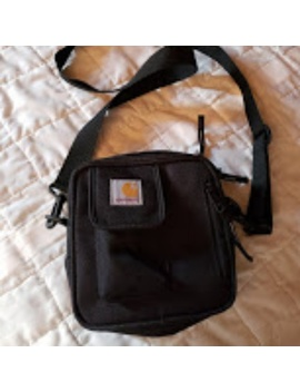 Carhartt Small Black Cross Body Bag by Carhartt