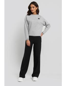 Loose Trousers Black by Trendyol