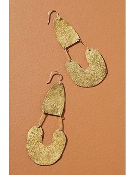 Rae Drop Earrings by Serefina