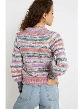 """Uo –  Gemütlicher Pullover """"Carol"""" Im Spacedye Design by Urban Outfitters Shoppen"""