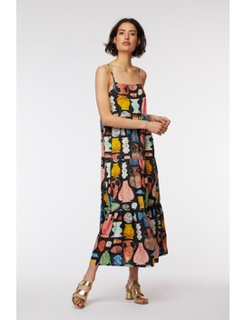 Urn Your Keep Maxi Dress by Gorman