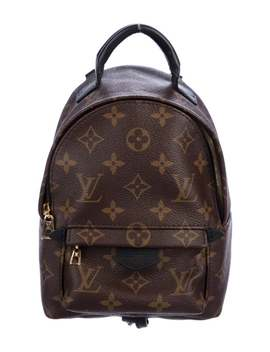 2018 Monogram Palm Springs Mini Backpack by Louis Vuitton