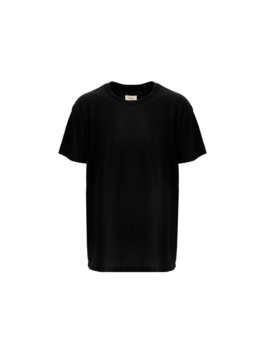 The Classic Noir Tee by Oro