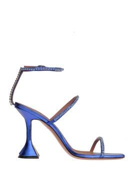 Amina Muaddi Gilda Sandals by Amina Muaddi