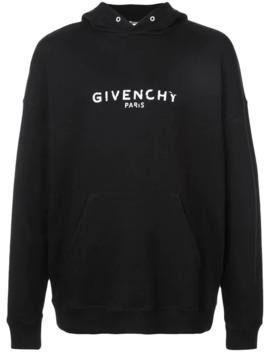 Felpa Con Cappuccio by Givenchy