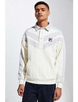Fila Rodney Heavyweight Rugby Sweatshirt by Fila