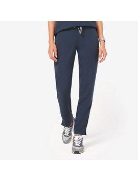 Women's Dark Harbor Yola   Petite Skinny Scrub Pants by Figs