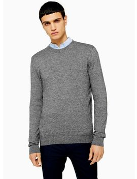 Salt Pepper Essential Jumper by Topman