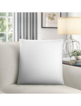 Babin Frosted Chevron Pillow Cover by Bungalow Rose