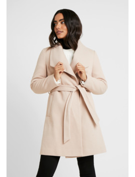 Wrap Coat   Classic Coat by Miss Selfridge Petite