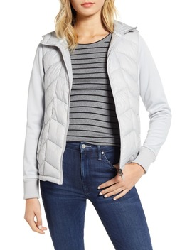Sidelight Quilted Hooded Jacket by Barbour