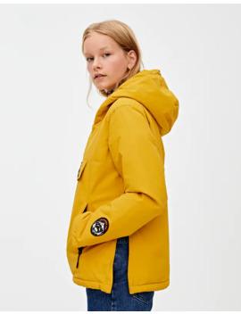 Куртка Pacific с карманом кенгуру by Pull & Bear
