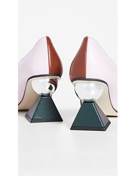Paola Pumps by Yuul Yie
