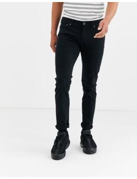 Jack &Amp; Jones Slim Fit Jeans In Black by Jack & Jones