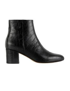 Boots L'effrontée Façon Croco by Bobbies